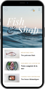 Fish & Shop by Coccinet